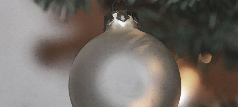 Weihnachten Baum Kugel