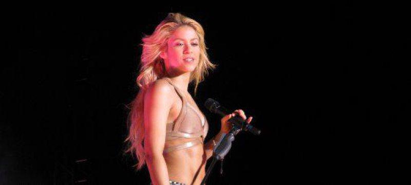 Popsängerin Shakira stellt erstes Parfüm vor