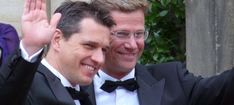 Guido Westerwelle Michael Mronz