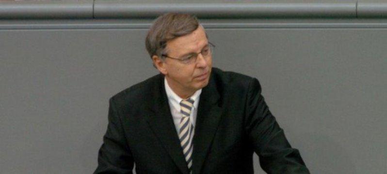 Innenpolitiker Bosbach warnt vor Technikblockade