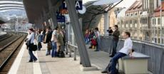 Eine Million Bahnkunden fordern Entschädigung für Verspätungen