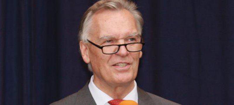 BKA-Präsident Jörg Ziercke am Tag der offenen Türe des BKA am 14.09.2013