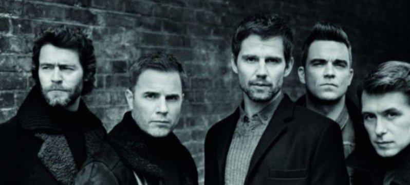 Take That erobern mit Reunion-Album Platz eins der Charts