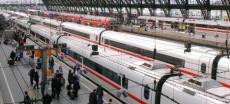 Deutsche Bahn entschuldigt sich für Winter-Chaos