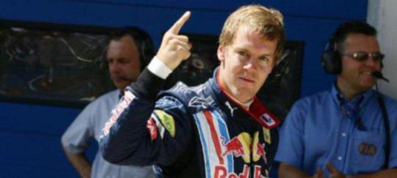 Sebastian Vettel neuer Weltmeister der Formel 1