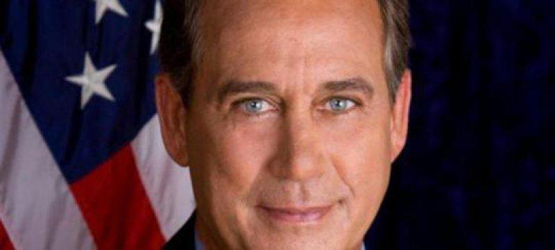 Boehner besteht auf Ausgabenkürzungen