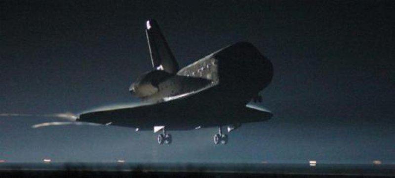 """US-Raumfähre """"Atlantis schließt ihre allerletzte Shuttle-Mission ab"""