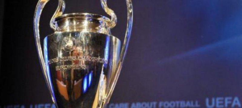 Champions-League Pokal Fussball