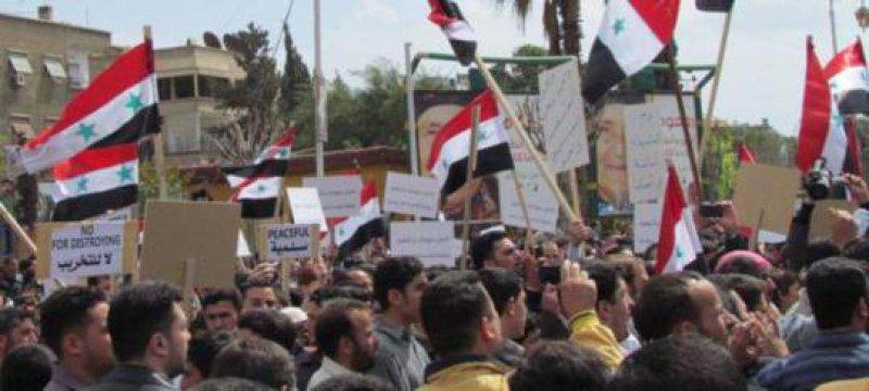 Bombenanschläge erschüttern Damaskus