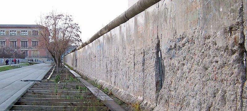 Reste innerdeutsche Berliner Mauer