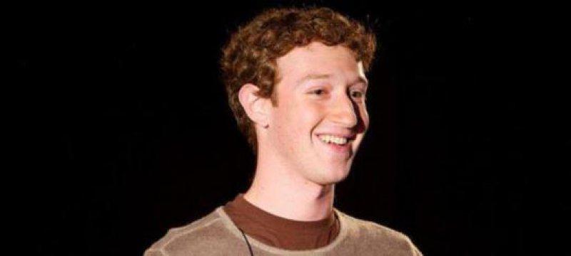 """Zuckerberg schaut sich """"The Social Network an"""
