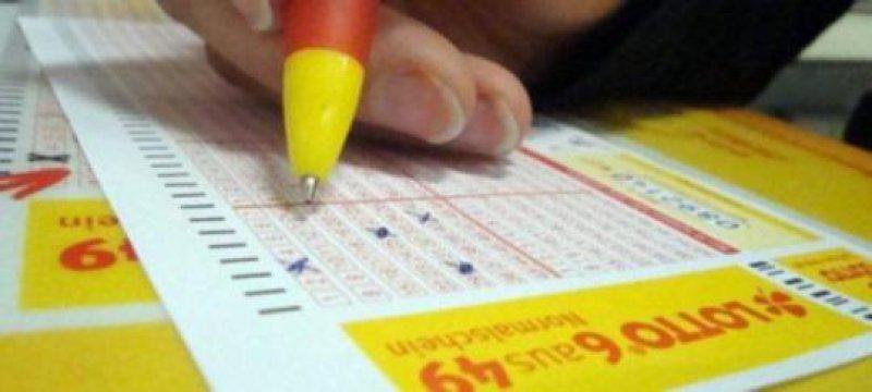 Im Lotto 6 aus 49 steht an Heiligabend ein Doppel-Jackpot