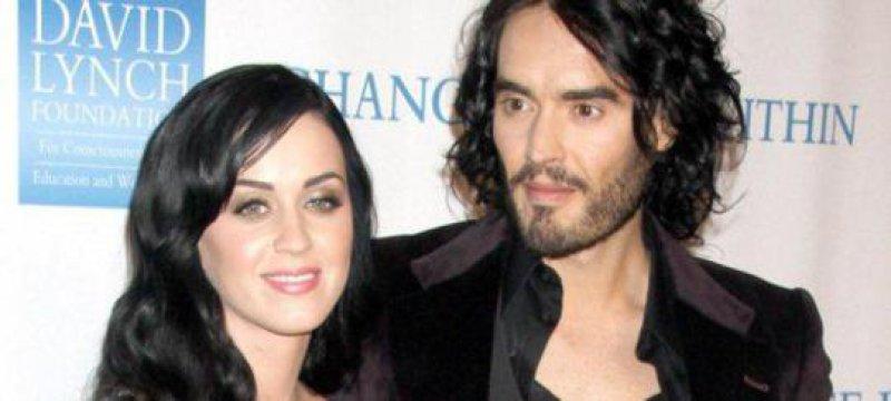 Katy Perry und Russell Brand lassen sich scheiden