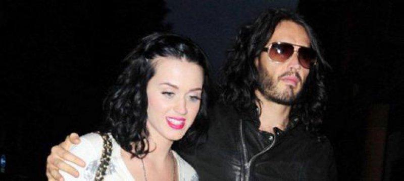 Katy Perry ließ Russell Scheidung einreichen
