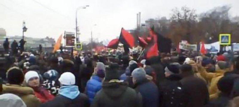 Russland erlebt größte politische Proteste der Putin-Ära