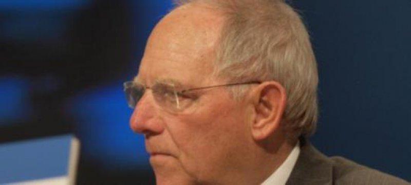 Schäuble macht 2012 doppelt so viele Schulden wie 2011