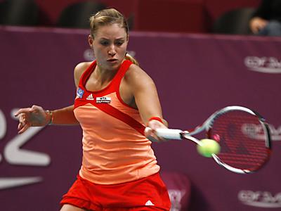 Kerber gewinnt in Paris ersten Tennis-Titel