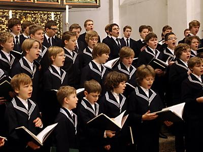 Thomanerchor feiert 800. Geburtstag mit Festwoche