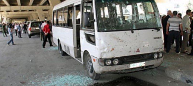 Selbstmordanschlag vor Moschee in Damaskus