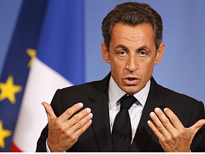 Sarkozy bestätigt Aufenthalt von Gaddafi-Vertrautem
