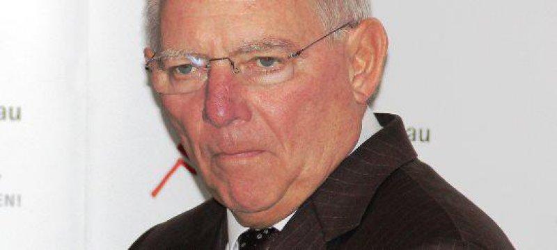 Wolfgang Schäuble CDU