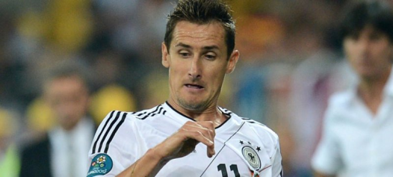 Miroslav Klose Deutsche Nationalmannschaft