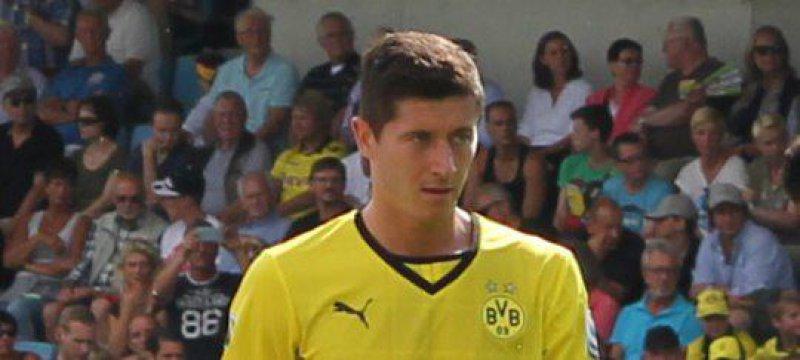 Robert Lewandowski 2013