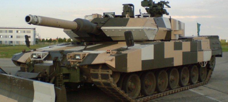 """Panzer """"Leopard 2"""""""