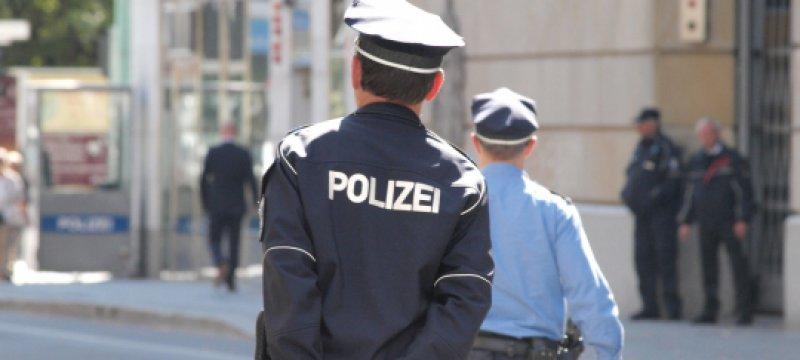 Berliner Polizist