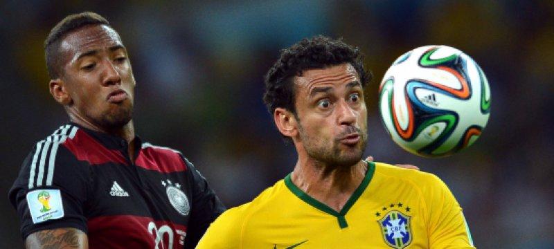 WM-Halbfinale Brasilien-Deutschland am 08.07.2014