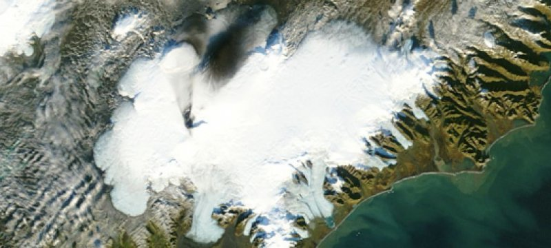 Vatnajökull, größter Gletscher Islands