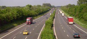 Autobahn A2 Ost