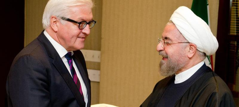 Steinmeier, Ruhani