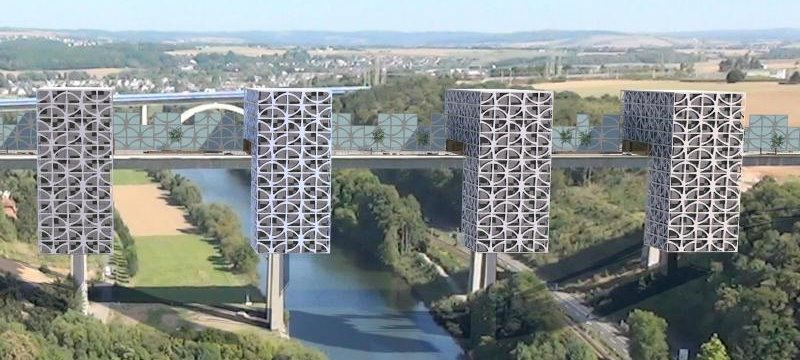 Nutzungskonzept für Lahntalbrücke