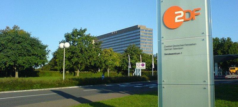 ZDF Sendezentrum Main