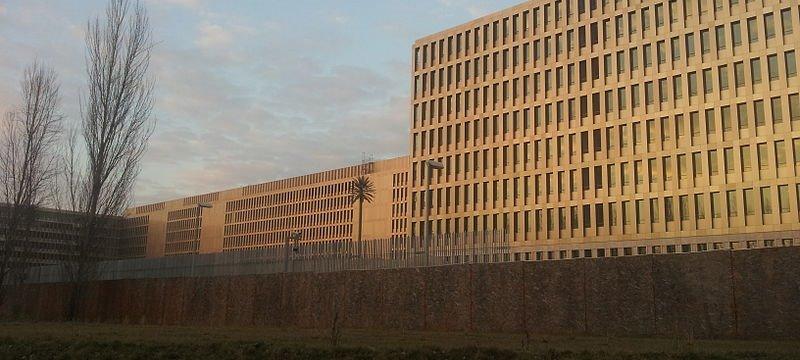 Bundesnachrichtendienst BND Berlin