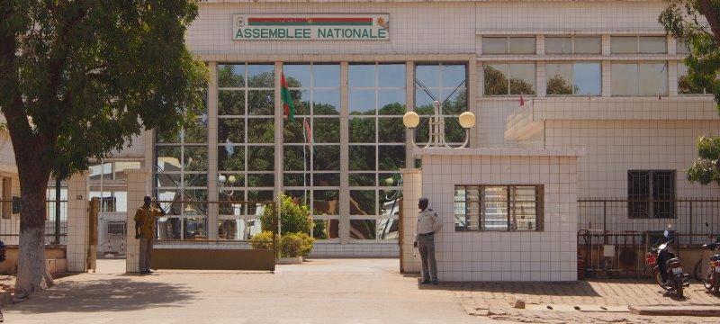Burkina Faso Ouagadougou Parlament