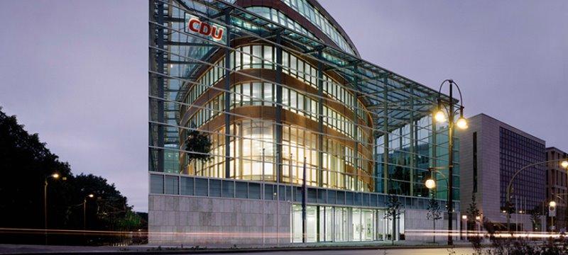 CDU Bundesgeschaeftsstelle Berlin