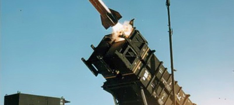 Patriot-Rakete