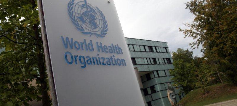 Weltgesundheitsorganisation WHO in Genf