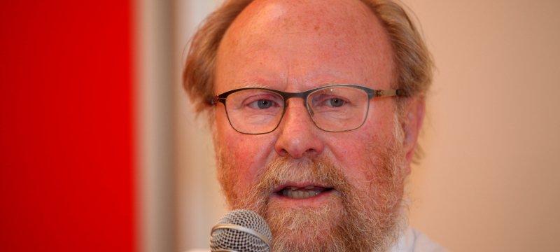 Wolfgang Thierse am 09.10.2014