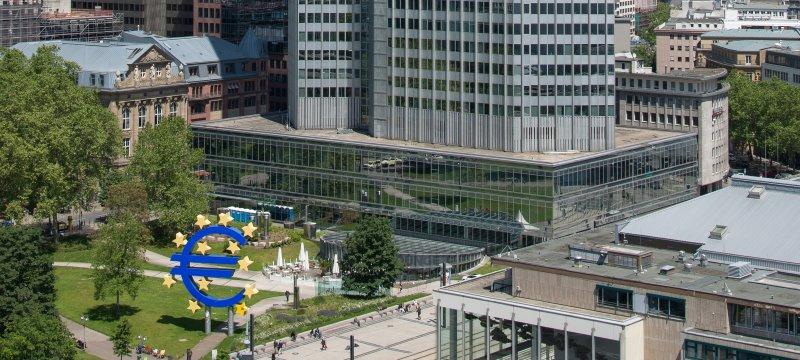 Eurotower Frankfurt EZB