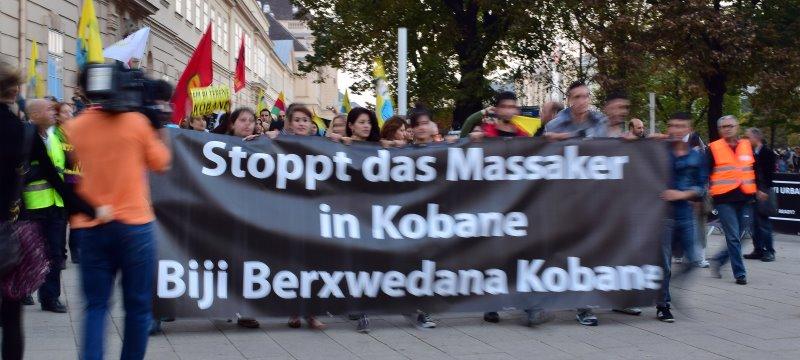 Kobane-Demo