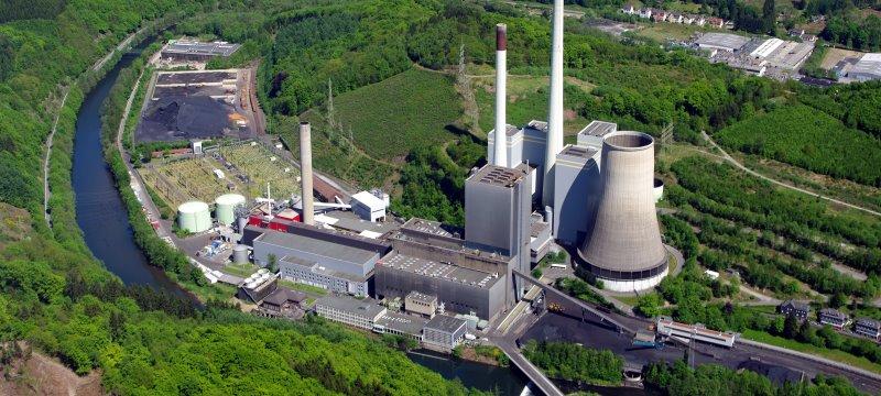 Kraftwerk Werdohl Elverlingsen
