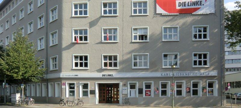 Linke Karl-Liebknecht-Haus