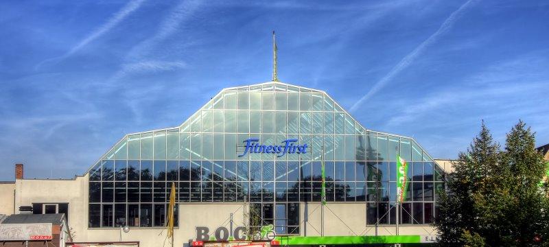 Rheinlandhalle Köln - Fitness First Studio