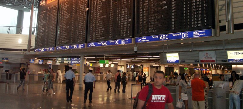 Frankfurt Flughafen - Terminal 1