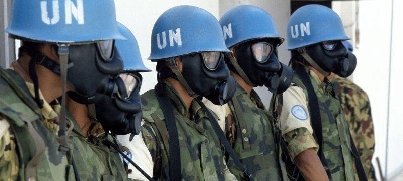 UN-Soldaten