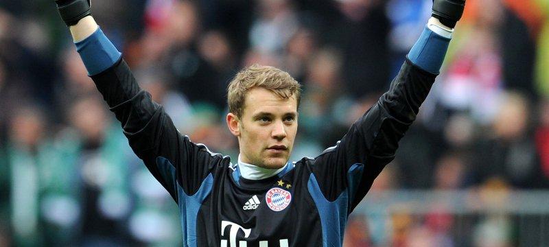 Manuel Neuer FC Bayern München