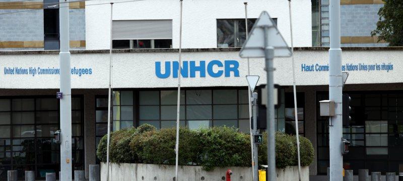 UN-Flüchtlingshilfe UNHCR in Genf